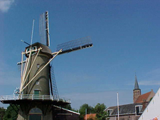Windmolen tour